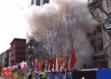 Теракт в Бостоне. Кадр NTDTV