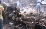 Теракт в Могадишо. Кадр Euronews