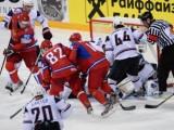 Матч Россия-США на чемпионате мира по хоккею в Хельсинки. Фото: topnews.ru
