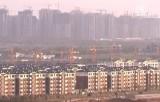 В Китае строят на сельскохозяйственных землях. Кадр NTDTV