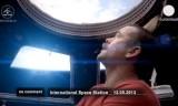 Канадский командир МКС Крис Хэдфилд исполняет песню Space Oddity