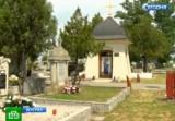 Памятник советским солдатам в Киштелеке, Венгрия. Кадр НТВ
