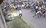 Кадр из видео со стрельбой в Новом Орлеане из новости на pravda.ru