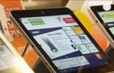 Планшеты во французском магазине электроники. Кадр Euronews