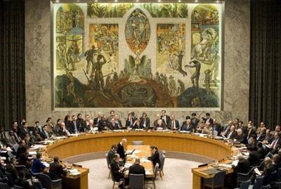Заседание Совета Безопасности ООН по Голанским высотам. Фото: SANA