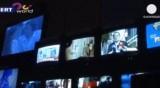 В Греции из-за кризиса закрывают государственное телевидение. Кадр Euronews / ERT