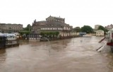 Большая вода пришла в Дрезден. Кадр Euronews