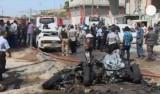 Кадр нового теракта в Ираке (Euronews)