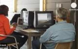 Новая жизнь старых компьютеров в Европе. Кадр Euronews