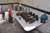 Подпольная лаборатория взрывчатых веществ найдена в провинции Дамаск. Фото: SANA
