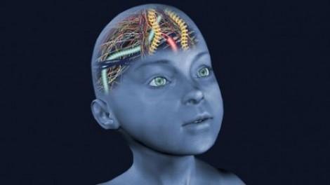 Искусственный интеллект ребёнка. Изображение: DailyTechInfo