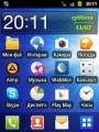 Рабочий стол Android 2.3 с надстройками от Samsung. Изображение: rusvc.ru