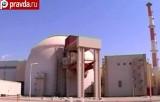 Иранская АЭС в Бушере. Кадр pravda.ru