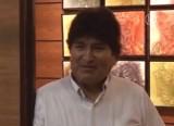 Эво Моралес. Кадр NTDTV