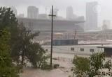 Затопленный канадский мегаполис Торонто. Кадр NTDTV