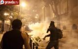 Уличные бои в Рио, Бразилия. Кадр Pravda.ru