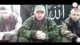 Террорист Доку Умаров. Кадр Euronews