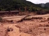 Наводнение и оползни в Китае. Кадр NTDTV