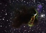 Телескоп ALMA увидел рождение новой звезды. Кадр NTDTV