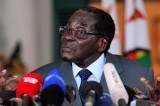 Президент Зимбабве Роберт Мугабе. Фото: AFP