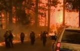 Огонь уничтожает Йосемитский национальный парк в США. Кадр NTDTV