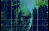 Тайфун Торадзи над югом Японии во вторник 3-го сентября 2013. Фото: JTWC