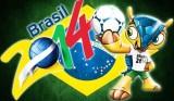 Логотип чемпионата мира по футболу в Бразилии в 2014 году. Изображение: zn.ua