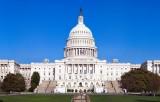 Американский Капитолий в Вашингтоне - здание Конгресса США. Фото: Википедия