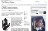 Статья Путина на New York Times