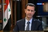 Башар Асад на канале Россия 24