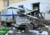 Последствия теракта в Дагестане. Кадр RT