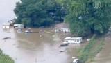 Затопленный кемпинг в Колорадо. Кадр NTDTV