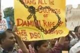 Индусы требуют смертной казни для насильников. Кадр Euronews