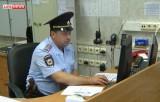 Дежурная часть в одном из московских отделений полиции. Кадр LifeNews