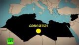 Сфера влияния Аль-Каиды. Кадр RT