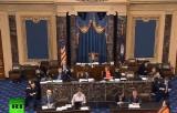 Сенат США. Кадр RT
