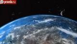Земле угрожает астероид. Кадр pravda.ru