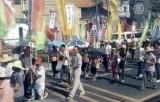 Акция протеста в Китае. Кадр NTDTV