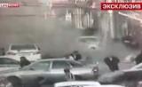 Взрыв в Махачкале. Кадр LifeNews