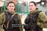 Ростовские близнецы-спецназовцы. Кадр Euronews