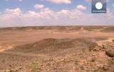 Пустыня Сахара. Кадр Euronews
