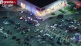 Полицейские машины на месте стрельбы в Нью-Джерси. Кадр pravda.ru