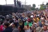 Акции протеста и столкновения с полицией в Таиланде. Кадр Euronews