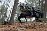 Робот BigDog от Boston Dynamics