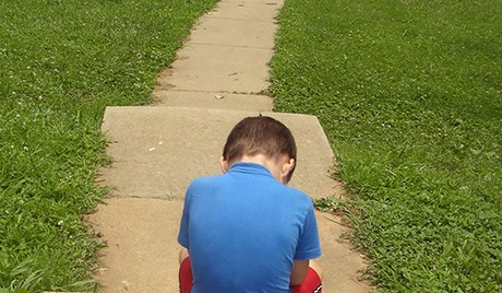 Обиженный ребёнок © Фото: SXC.hu