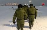 Российские солдаты на Новой Земле. Кадр ТВ Звезда