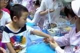 Вакцинация в Китае. Кадр NTDTV