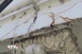 Потрескавшийся фасад вашингтонского Капитолия. Кадр RTVI