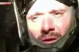 Евгений Чернышев - герой московских пожарных. Кадр LifeNews