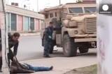 Операция по освобождению заложников в Киркуке, Ирак. Кадр Euronews